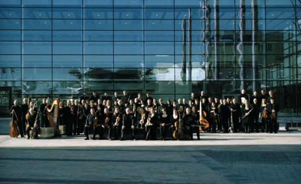 BBC Philharmonic at Salford Quays  2012